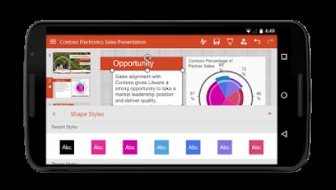 mrppt ir How to create PowerPoint with mobile 472x267 -ساخت پاورپوینت با موبایل, ساخت پاورپوینت با گوشی, چگونه با موبایل پاورپوینت بسازیم, چگونگی ساخت پاورپوینت با گوشی, ایجاد پاورپوینت در موبایل