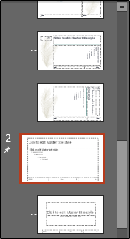 create slide master powerpoint mrppt ir 12 -مستر پاورپوینت, کاربرد اسلاید مستر در پاورپوینت, اسلاید مستر در پاورپوینت, اسلاید مستر چیست, اسلاید مستر پاورپوینت