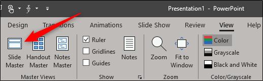 create slide master powerpoint mrppt ir 5 1 -مستر پاورپوینت, کاربرد اسلاید مستر در پاورپوینت, اسلاید مستر در پاورپوینت, اسلاید مستر چیست, اسلاید مستر پاورپوینت